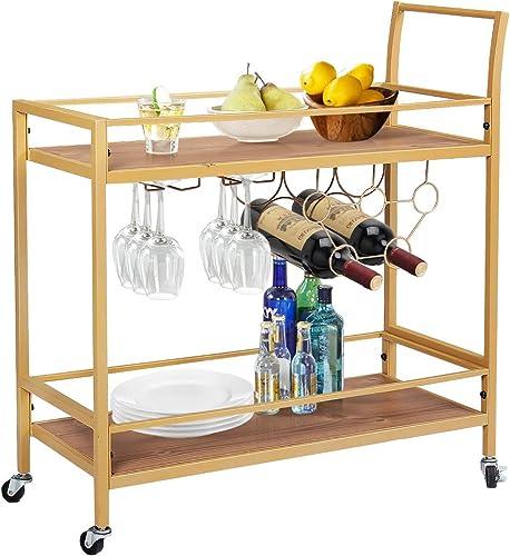 KINGSO Bar Cart
