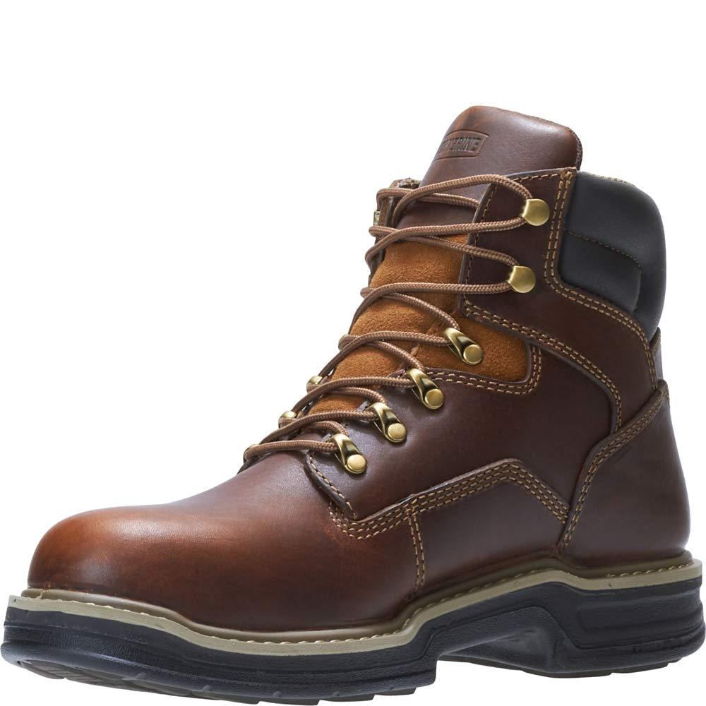 Wolverine Mens Raider Steel-Toe 6 Work Boot