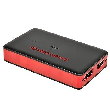 Amazon.com: Tarjeta de captura de vídeo HDMI HD USB 3.0 ...