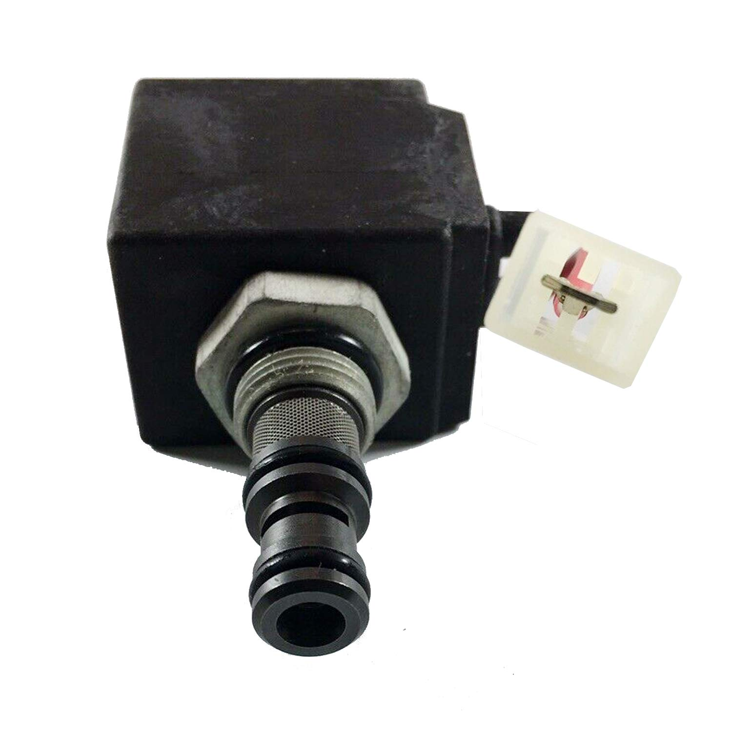 Solarhome 81870291 CAR127831 Solenoid Valve for Ford//NH Tractors 5110 5610 6410 6610 6710 6810 7610 7710 7910 5640 6640 7740 7840 8240 TS90 TS100 TS110