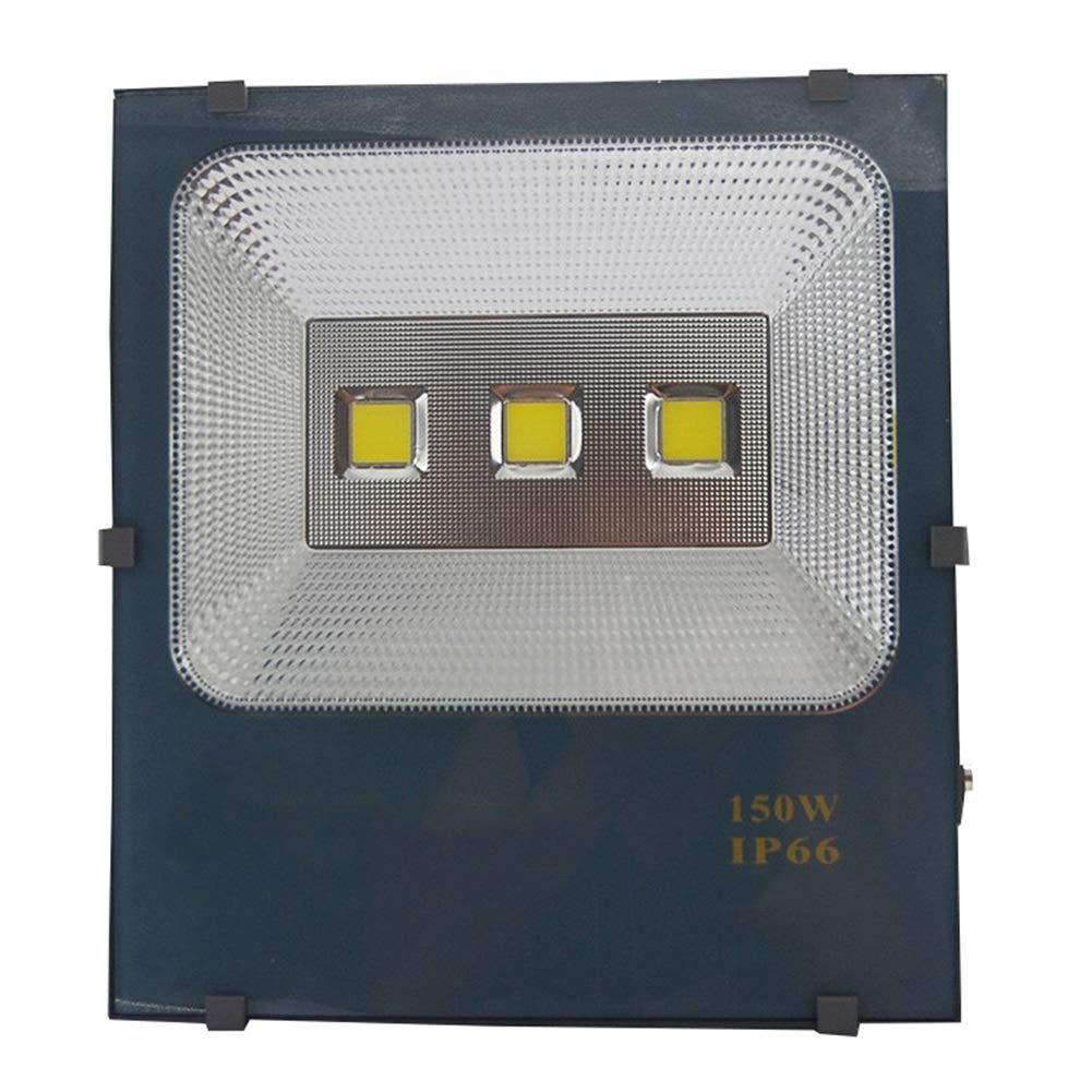 Seguro Foco proyector LED,Square Garden Foco 150w Publicidad ...