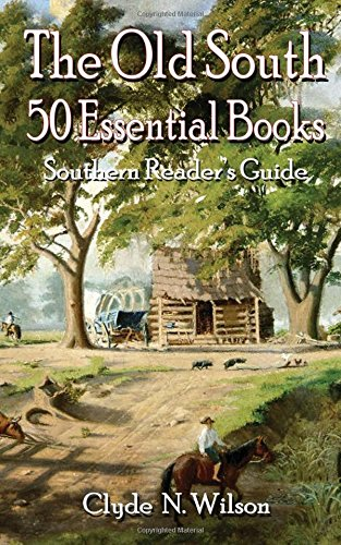 The Old South: 50 Essential Books