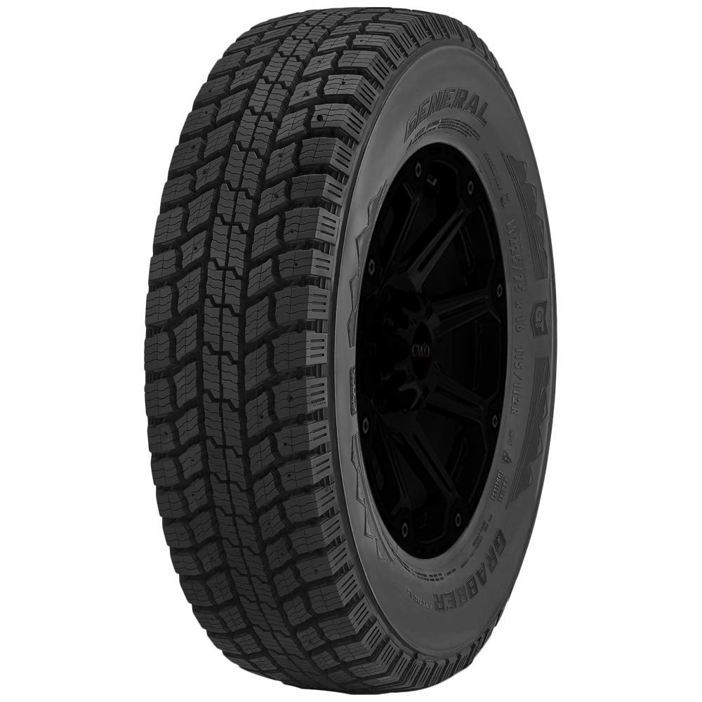 LT225/75R16 General Grabber Arctic LT Winter Performance 10 Ply E Load Tire 225 75 16 by General
