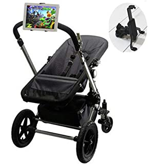 Dependable Mobile Phone Holder Tablet Holder Tablet Stand Black Stroller Movie Support Rotatable Buggy Organizer Infant Baby Outdoors Pram Cheapest Price From Our Site Activity & Gear