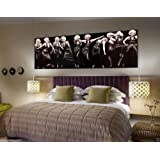 Bingirl 20x56inch Home Decor HD Print Oil Painting on Canvas No Stretch Marilyn Monroe