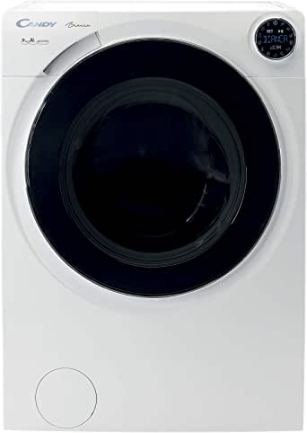 Candy 9 Kg 1400 RPM Front Load Washing Machine, White ...