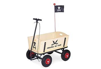 Pinolino Bollerwagen Pirat Jack mit Bremse e555d90fc76c1