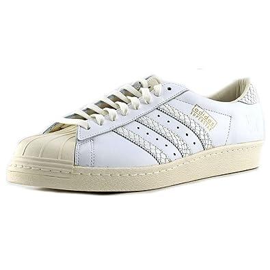 meet 0b634 9c961 Amazon.com | adidas Consortium X Undefeated Superstar 80V ...