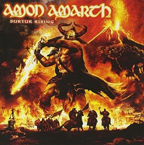 Amon Amarth: Surtur Rising (Audio CD)