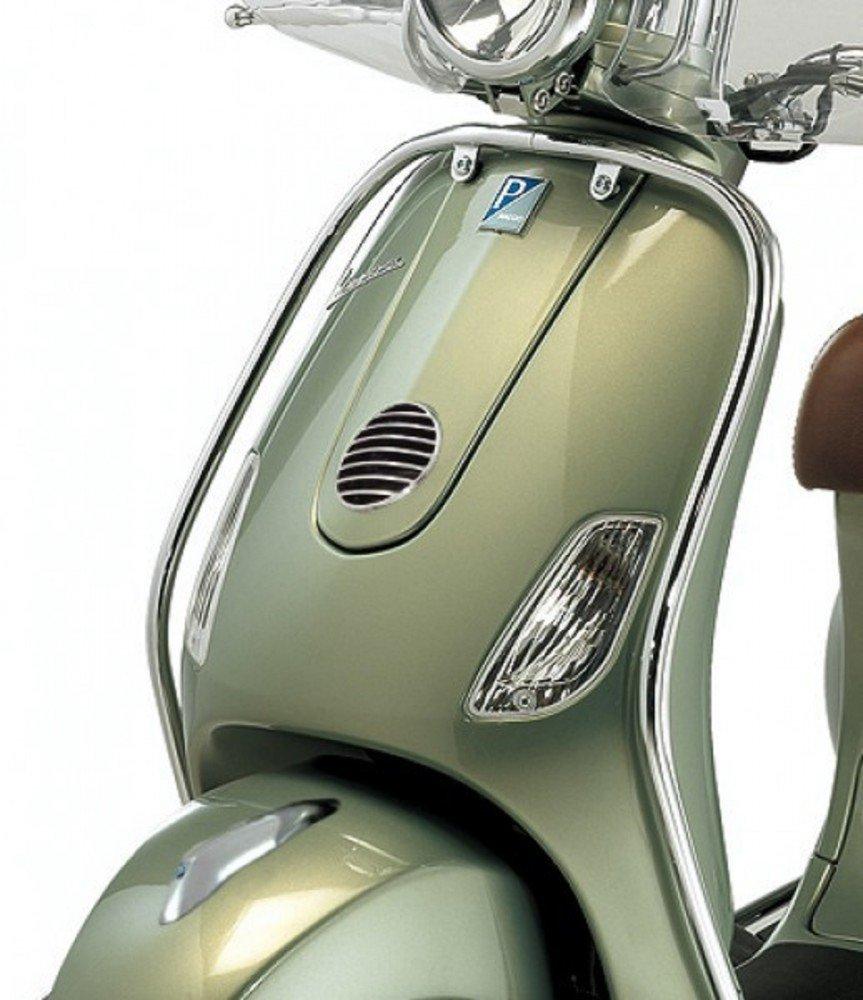 Vespa - Cartel de pierna accesorios de sujeción para roller ...