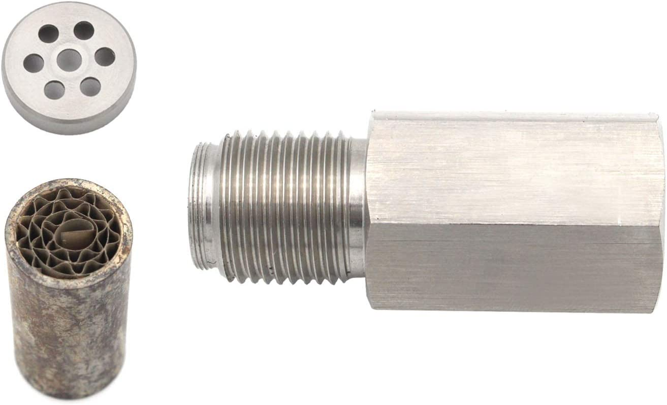 Straight M18X1.5 Thread Pitch Fitting Bungs