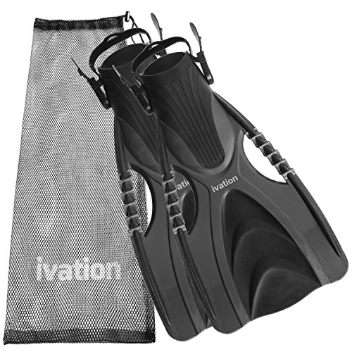 Adult Swim Fins Adjustable Watersports