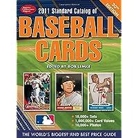 2011 Standard Catalog Of Baseball Cards (Standard Catalog of Vintage Baseball Cards)