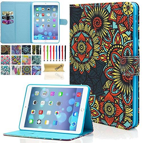 iPad Mini Case, Mini 2/3 Case, Dteck Slim Fit Folio Leather