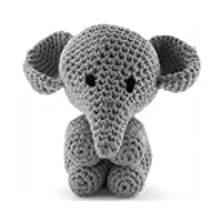 "Hoooked ""Elefant MO barbante Eco Kit, Basalt"