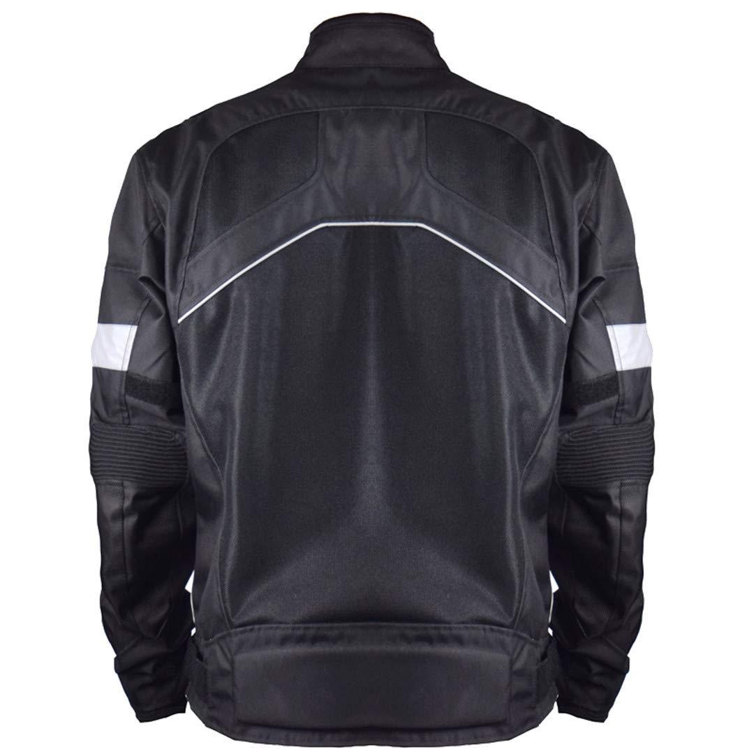 Amazon.com: Men Motocross Motorbike Racing Jacket Riding Jersey Summer Breathable Reflective Clothes: Clothing