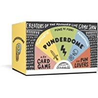 Image for Punderdome: A Card Game for Pun Lovers