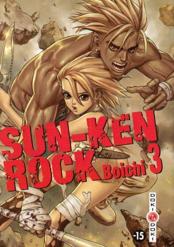 Sun-Ken Rock, Tome 3 :