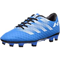 NIVIA - - Step Out & Play 4997BL Other Treffer Football Inter Polyester Cloth Reinforcement Offer Increased Stability and Support in The Important Lateral and Medial Movements