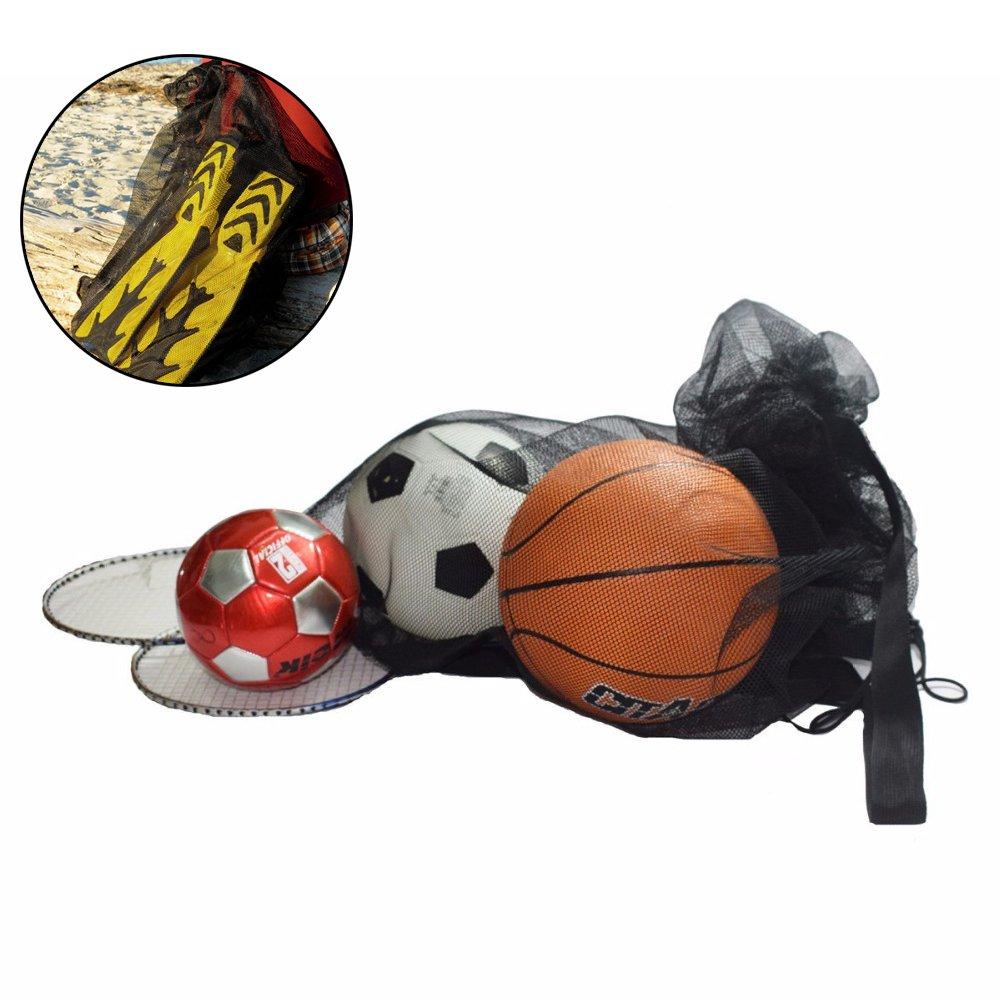 forepin Red Bolsa Bolsa, Bolsa Porta Balones Fútbol Rugby Bolsa de ...