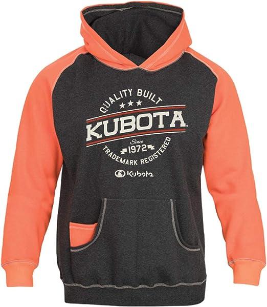 Kubota Established 1972 Hoodie
