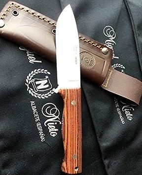 Nieto Cuchillo Miguel YESCA 1049-V Palo Violeta: Amazon.es ...