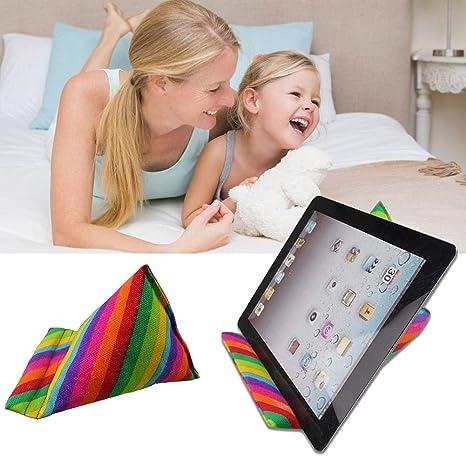 Hete-supply - Soporte de cojín para iPad, Tablets, e-Readers ...