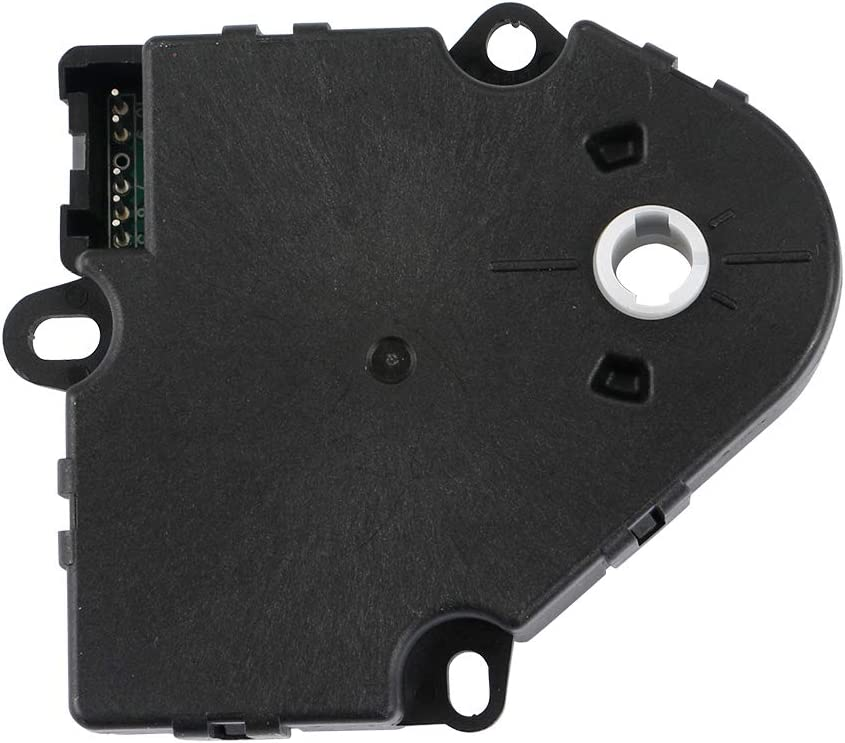 YCT HVAC Air Door Actuator 604-106 52402588 15-72971 89018365 Fits Chevy GMC GM Cadillac Buick Pontiac Oldsmobile Hummer Isuzu Blend Control Actuator Heater Blend Door