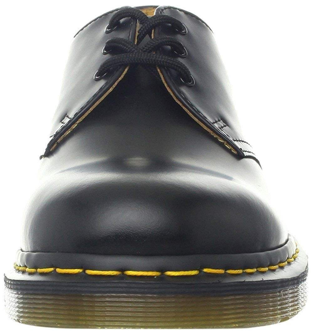 Dr. Martens Women's 1461 W Three-Eye Oxford Shoe