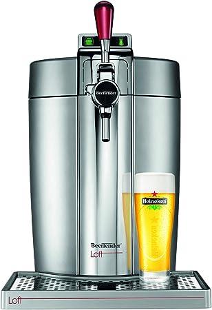 beertender: la presión por excelencia,Conservación de los barriles presión compatibles beertender (H
