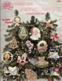 Counted Bead Christmas Ornaments on Perforated Paper (No. 3595)