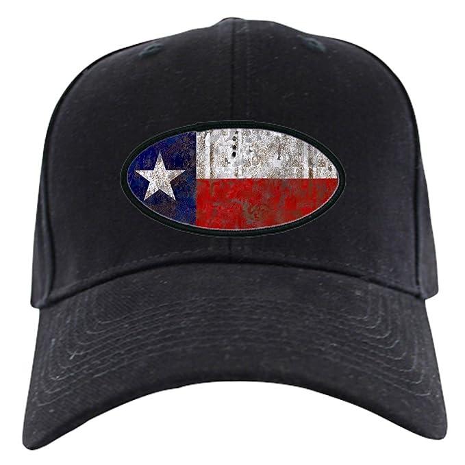 Amazon.com  CafePress - Texas Retro State Flag - Baseball Hat ... c32995add60