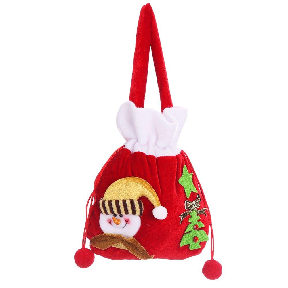 AprilElst 1 X Regalos de Navidad Bolsos Decoraciones Encantador ...