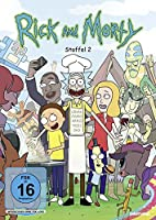 Rick and Morty - Staffel 2