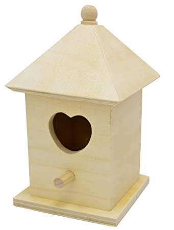 Amazon Com Decorative Bird House Peggy Style Garden Outdoor