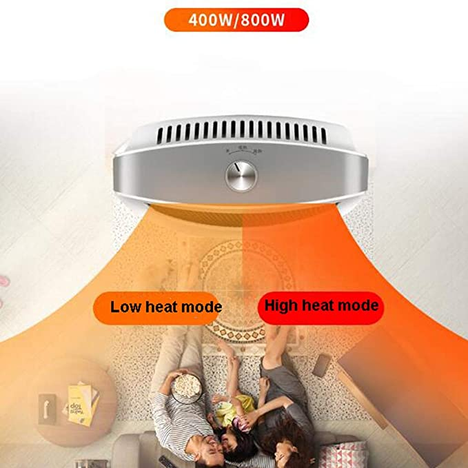 Calentadores THBEIBIE Multifuncional Impermeable Arma de Fuego a la Parrilla (Color : Amarillo, Tamaño : 330 * 175 * 430mm): Amazon.es: Hogar