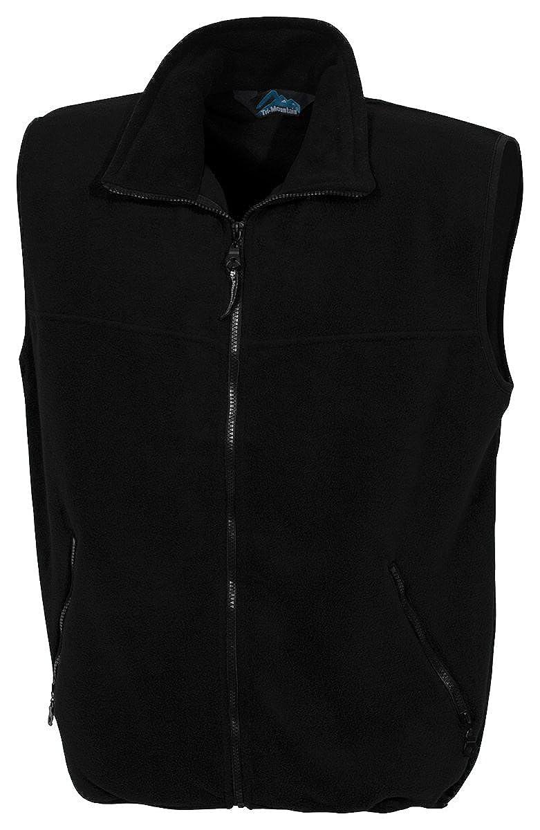 Tri-Mountain Men's Panda Fleece Vest 8350