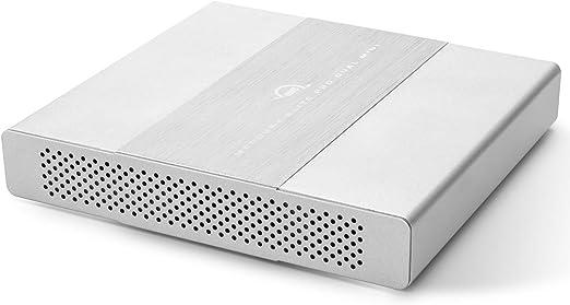 【国内正規品】OWC Mercury Elite Pro Dual mini (OWC マーキュリー エリート プロ デュアル ミニ) バスパワー/USB 3.1 Gen 2 / RAID 0,1 (SSD付, 240GB)