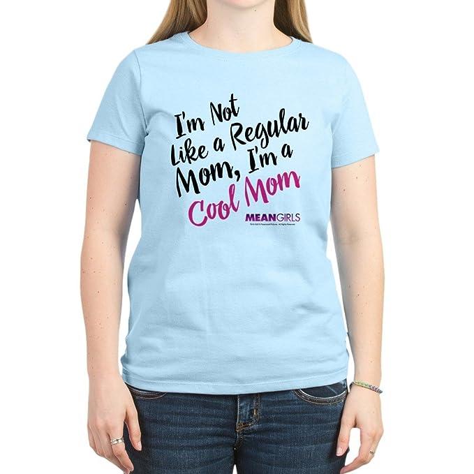 f9a2a249d CafePress - Mean Girls - Cool Mom Women's Light T-Shirt - Womens Cotton T