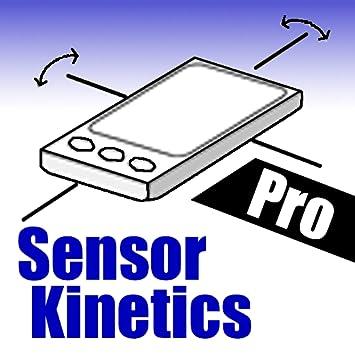 Amazon.com: Sensor Kinetics Pro: Appstore para Android