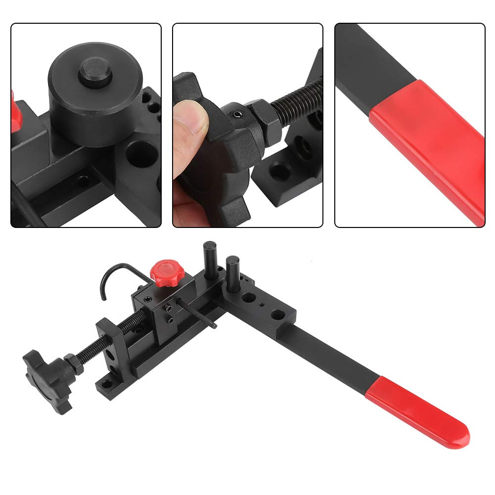 Machine /à cintrer montage manuel Mini universel manuel de pliage manuel pour tube m/étallique plat