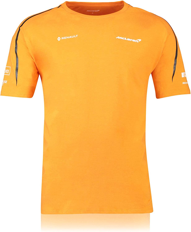 McLaren Renault F1 - Camiseta de Equipo (2018), Large: Amazon.es ...