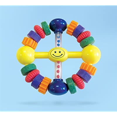 Ring Around by Discovery Toys : Baby Rattles : Baby