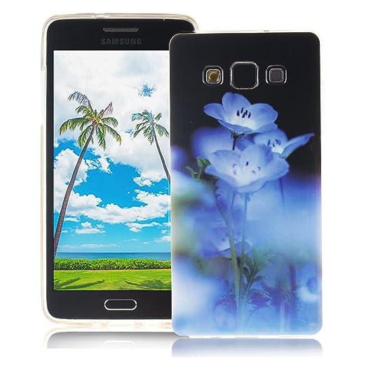 14 opinioni per XiaoXiMi Cover Samsung Galaxy A5 2015 SM-A500F Custodia in Silicone Gomma Gel