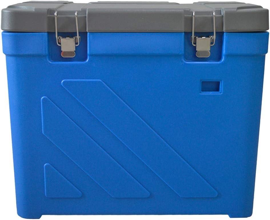Refrigerador Grande/Caja Seca, Refrigerador portátil, Caja de Pesca, Incubadora refrigerada GSP 110L, Comida para Llevar y Mantenimiento Fresco, Transporte de vacunas médicas