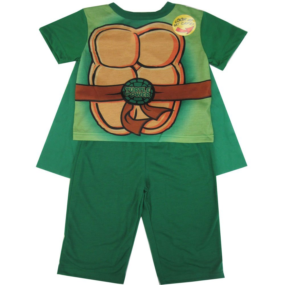 Amazon.com: Nickelodeon Little Boys Ninja Turtles Printed ...