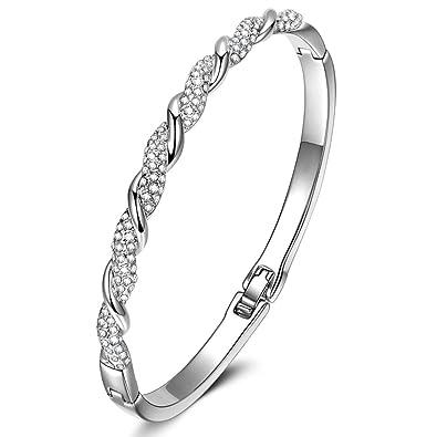 nuovo prodotto df020 40468 Susan Y regali di natale braccialetti donna idee per regali ...