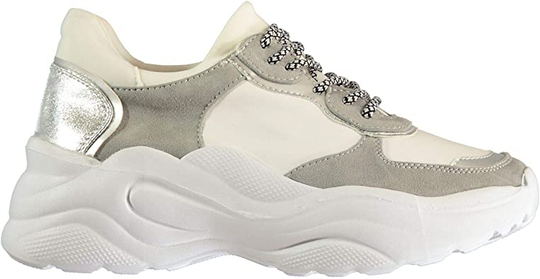 Blink Fix Trainers Womens Shoes Ladies