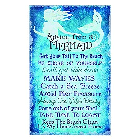 61%2BtqM%2BkqKL._SS450_ Mermaid Wall Art and Mermaid Wall Decor