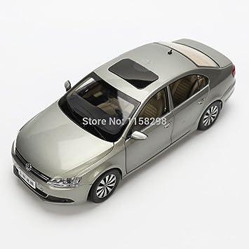 Amazon Com 1 18 Diecast Model Vw Volkswagen Faw Vw Jetta Mk6